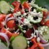Griekse salade 400 gram